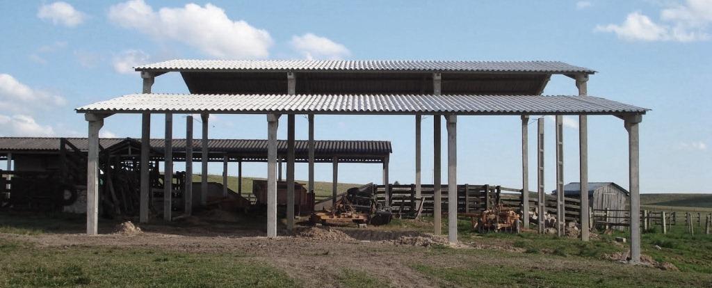 Construtora de barracão pré-moldado