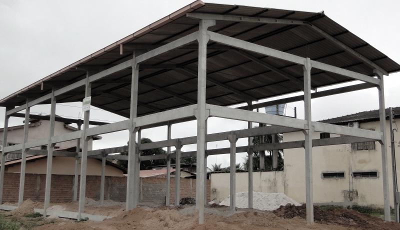 Construtora de galpão pré-moldado em Pindamonhangaba
