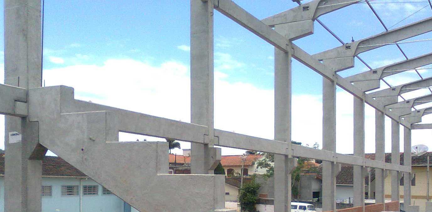 Construtora de galpão pré-moldado na zona sul
