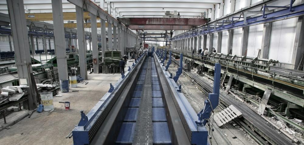 Fabrica de pré-moldados