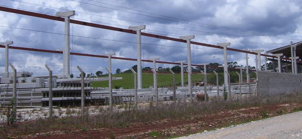 Fornecedor de peças pré-fabricadas em São Paulo