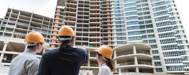 Empresa de construção civil