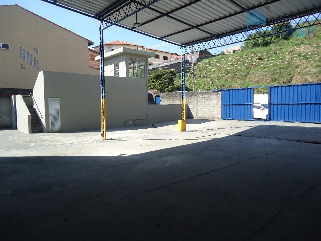 Galpão industrial para venda e locação, Altos de Jordanésia , Cajamar