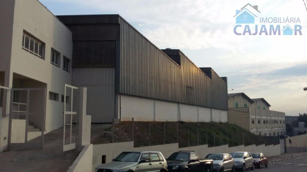 Galpão industrial para venda e locação, Chácara do Solar I (Fazendinha), Santana