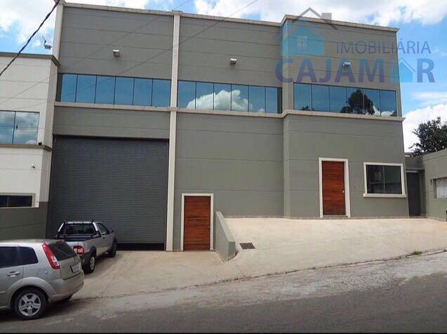 Galpão comercial para venda e locação, Guaturinho, Cajamar
