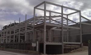 Construtora de galpão pré-moldado em Araraquara