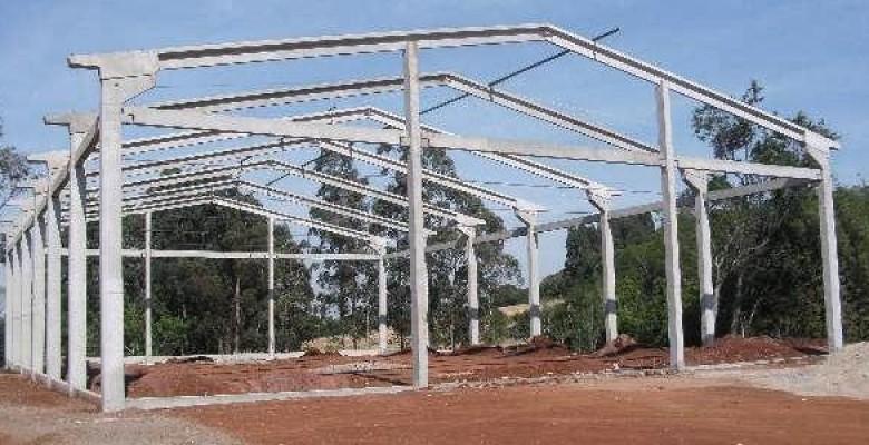 Construtora de galpão pré-moldado em Itapevi