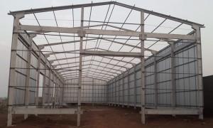 Construtora de galpão pré-moldado em Jacareí