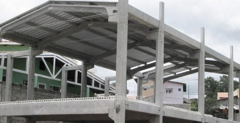 Construtora de galpão pré-moldado em Limeira