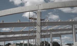 Construtora de galpão pré-moldado na zona norte