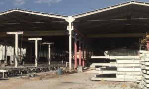 Fornecedor de pré-moldado em Campinas