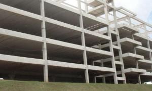 Construção de Galpão de Cobertura Pré fabricada
