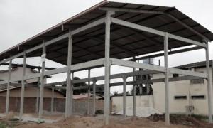 Construções de galpões comerciais