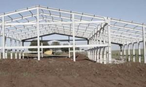 Custo de construção de galpão pre-moldado