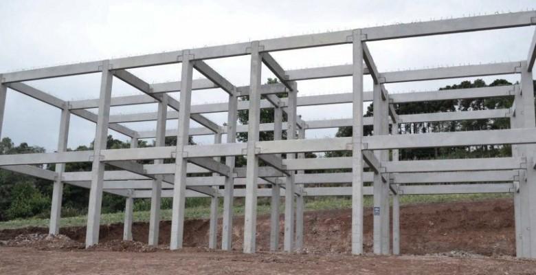 Estrutura pré moldada preço