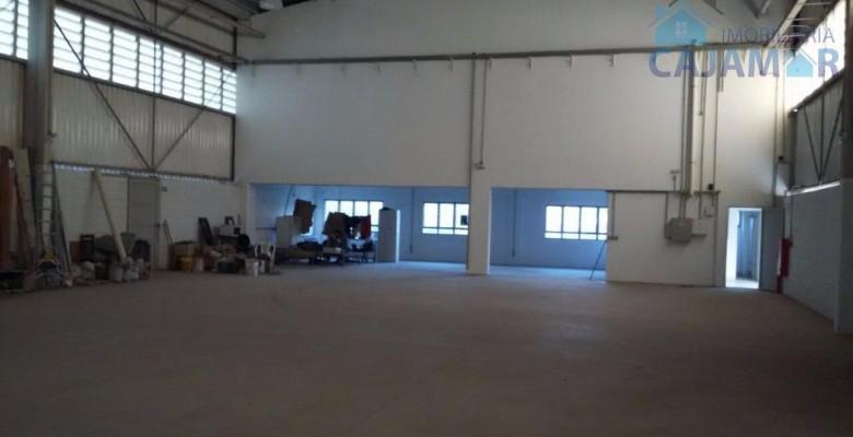 Galpão industrial para venda e locação, Chácara do Solar II (Fazendinha)