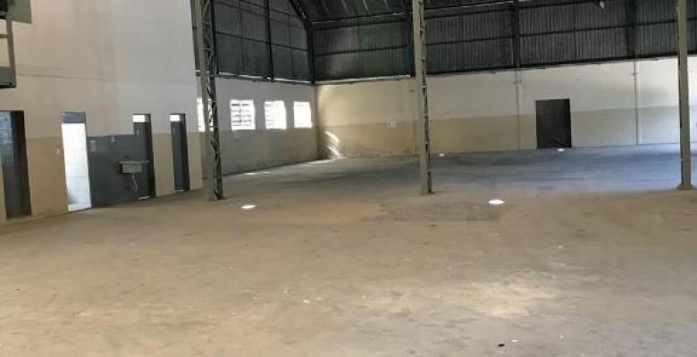 GALPÃO PARA LOCAÇÃO - FRANCO DA ROCHA